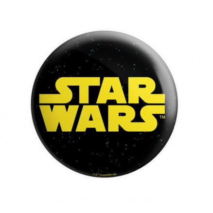 Star Wars Logo - Star Wars Official Badge