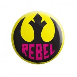 Rebellion Logo - Star Wars Official Badge