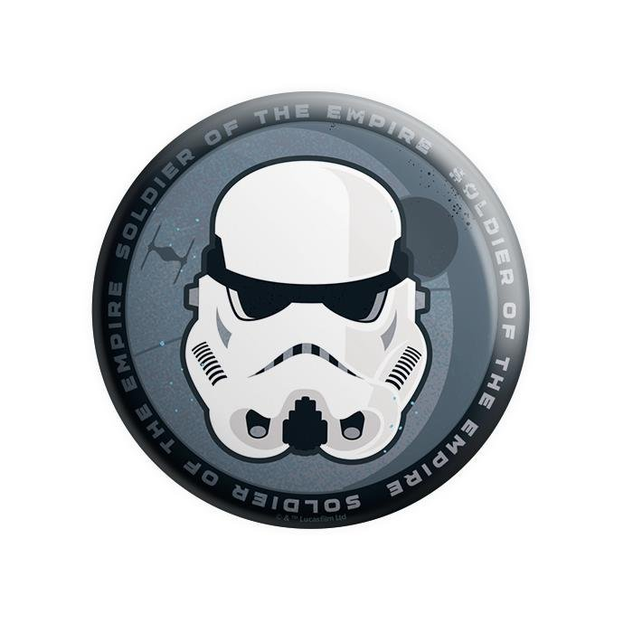 Soldier Of the Empire - Star Wars Official Badge