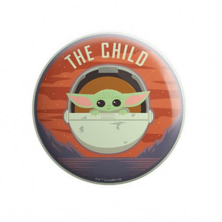The Child - Star Wars Official Badge