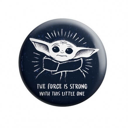 The Little One - Star Wars Official Badge