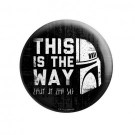This Is The Way - Star Wars Official Badge