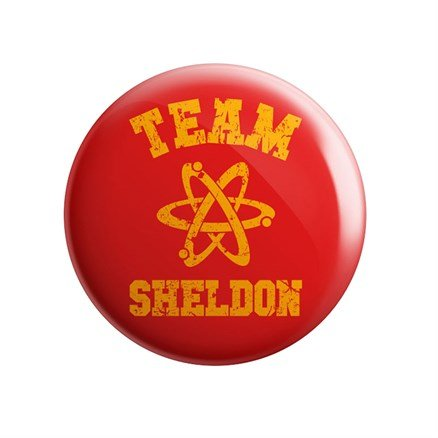 Team Sheldon - Badge