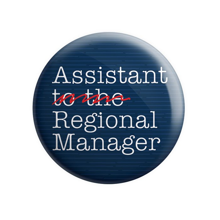 Assistant Manager - Badge
