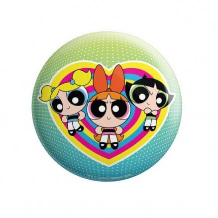 The Powerpuff Girls: Classic - The Powerpuff Girls Official Badge
