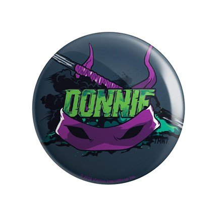Don: Bandana - TMNT Official Badge