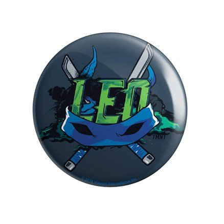 Leo: Bandana - TMNT Official Badge