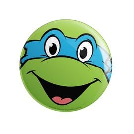 Leonardo Face - TMNT Official Badge