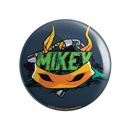 Mike: Bandana - TMNT Official Badge