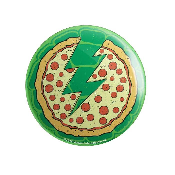 Pizza Power - TMNT Official Badge