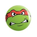 Raphael Face - TMNT Official Badge