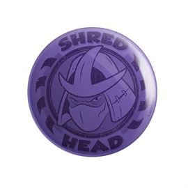 Shred Head - TMNT Official Badge