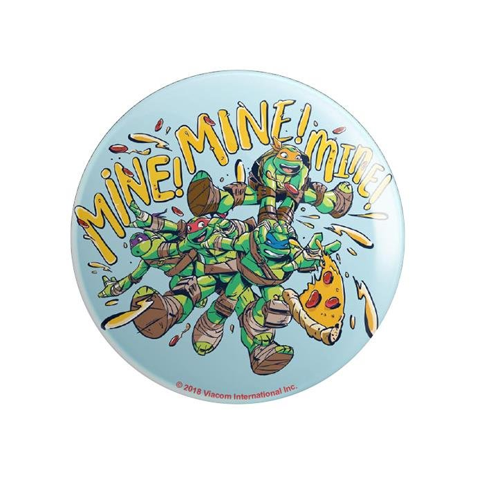 This Pizza Is Mine - TMNT Official Badge