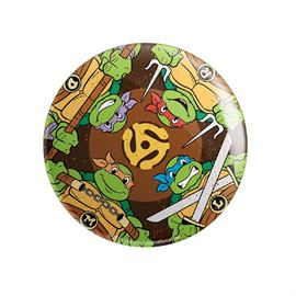 Turtle Tough - TMNT Official Badge