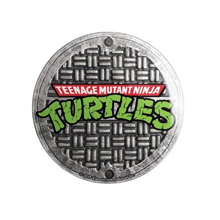Underground - TMNT Official Badge