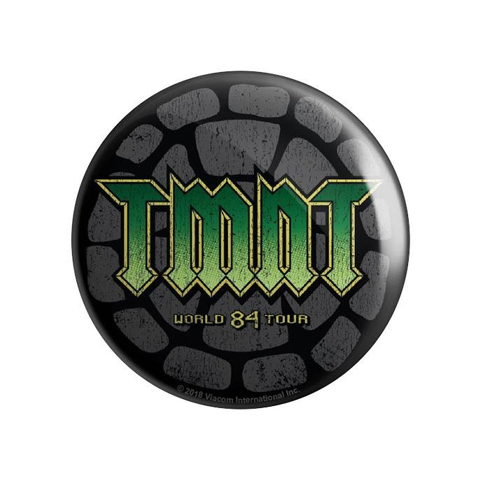 World Tour - TMNT Official Badge