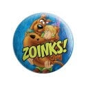 Zoinks - Scooby Doo Official Badge