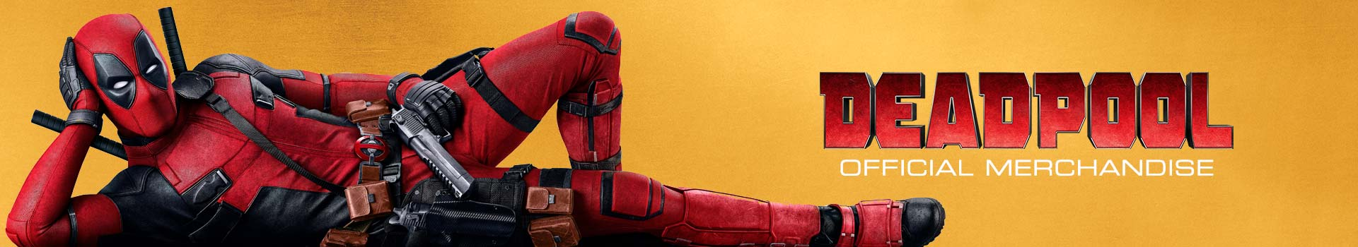 Deadpool top banner