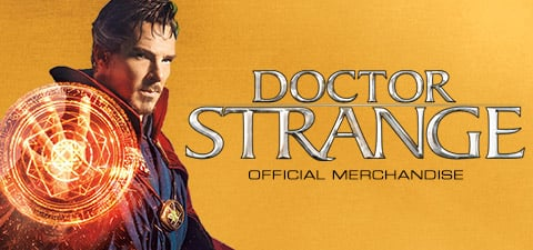 Doctor Strange - Official Merchandise