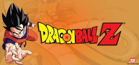 Dragon Ball Z Merchandise Page