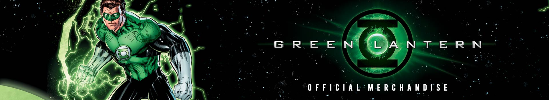 Green Lantern - Official Merchandise