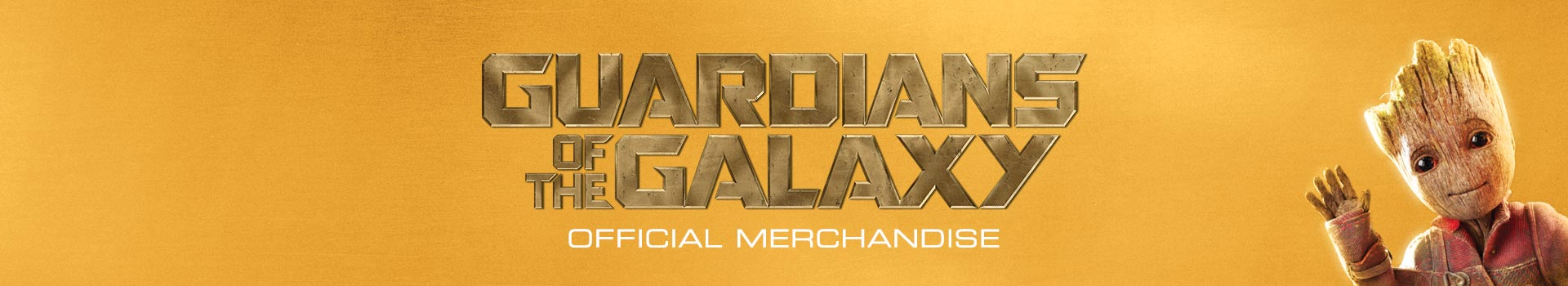 Guardians Of The Galaxy - Official Merchandise