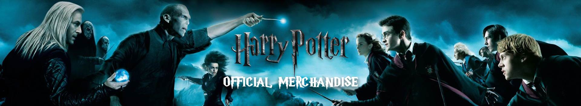 Harry Potter top banner