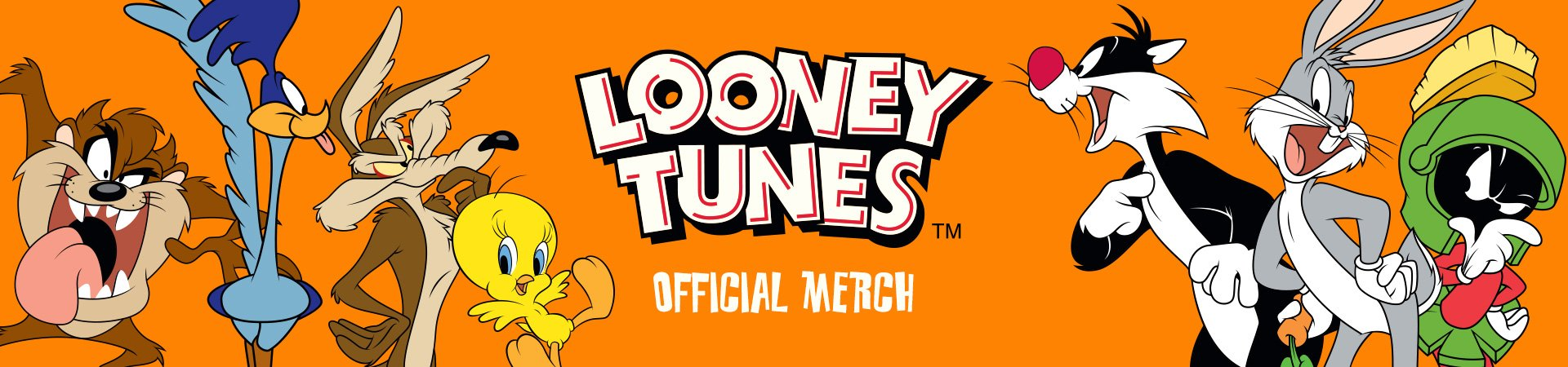 Looney Tunes - Official Merchandise