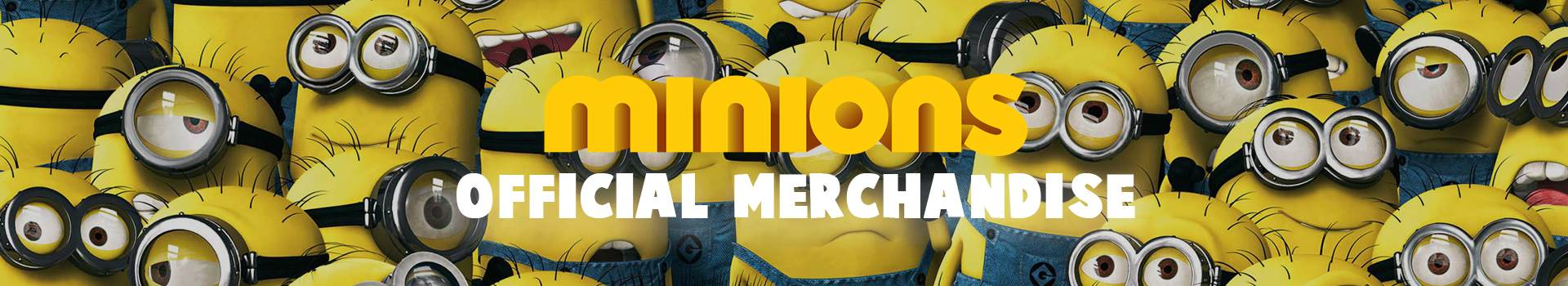 Minnions - Official Merchandise