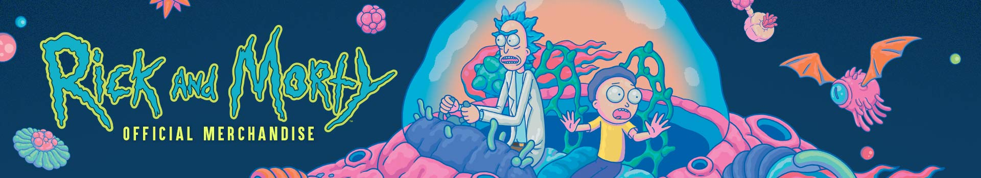 R&M Top banner