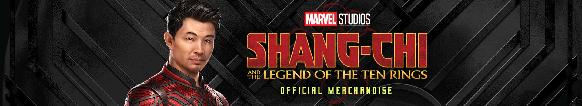 Shang Chi - Official Merchandise