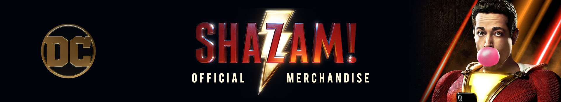 Shazam - Official Merchandise