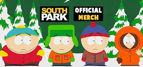 South Park Official Merchandise