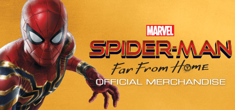 Spiderman Top Banner
