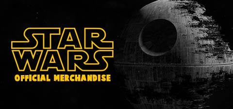 Star Wars - Official Merchandise