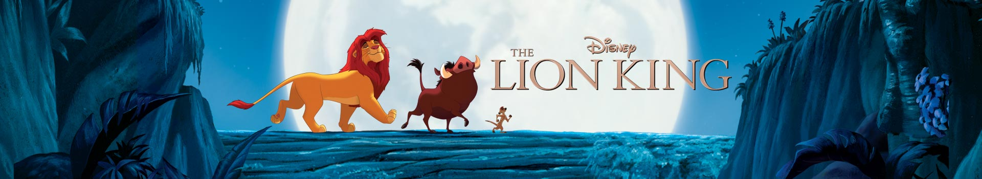 The Lion King - Official Merchandise