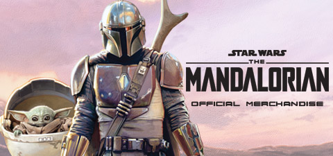 The Mandalorian Merchandise Page