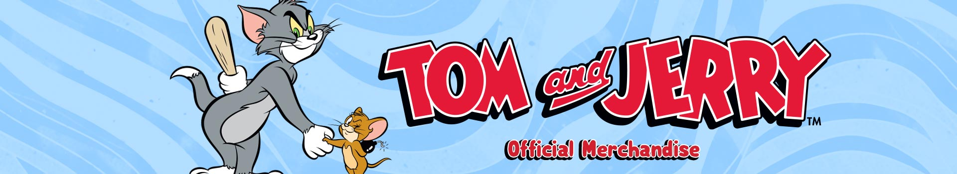 Tom & Jerry - Official Merchandise