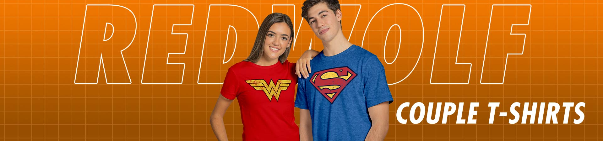 Category Banner - Couple T-shirts