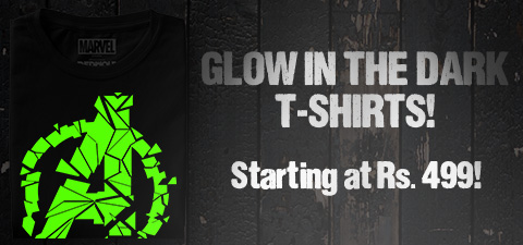 Category Banner - Glow In The Dark