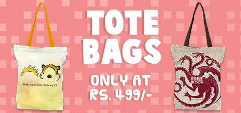 Category Banner - Tote Bags