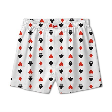 Aces High Boxer Shorts
