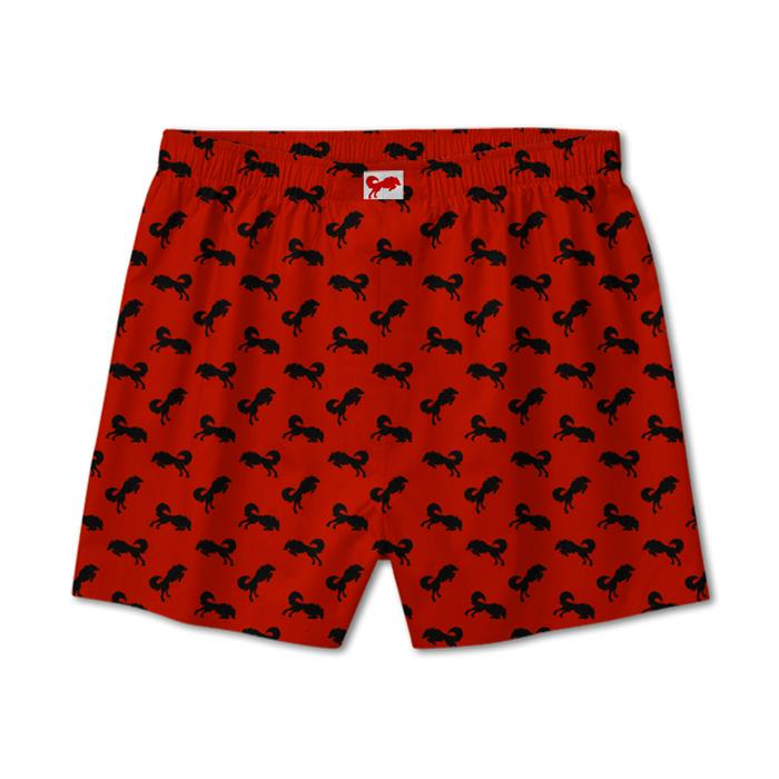 Redwolf Logo Boxer Shorts