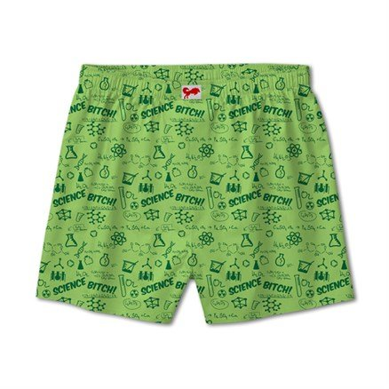 Science Bitch Boxer Shorts