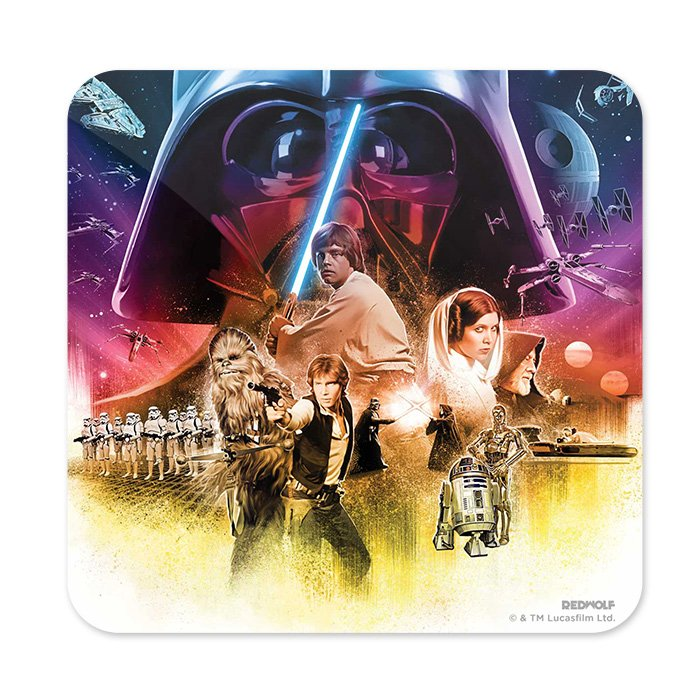 A New Hope - Star Wars Official Coaster