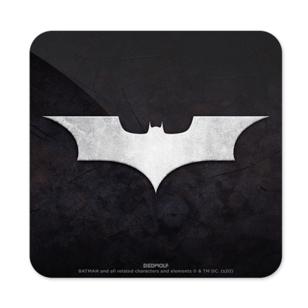 Batman Begins: Logo - Batman Official Coaster