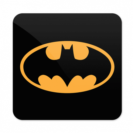 Batman: Logo - Batman Official Coaster