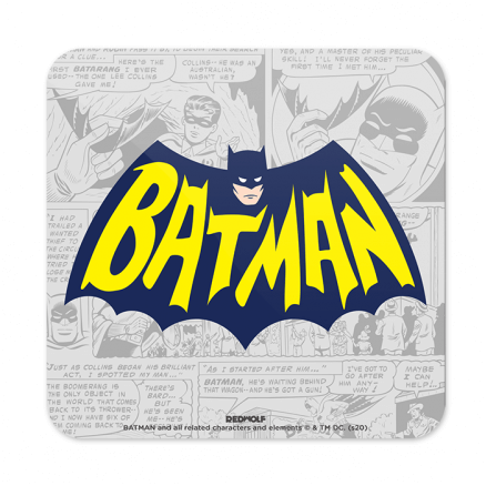 Batman: Vintage Logo - Batman Official Coaster