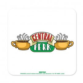 Central Perk - Friends Official Coaster