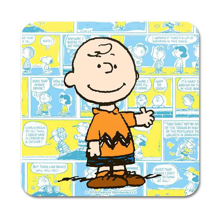 Charlie Brown - Peanuts Official Coaster